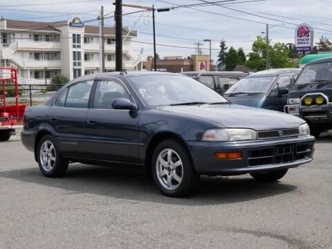 1994 Toyota Sprinter Corolla Diesel 4WD for sale at JDM Car & Motorcycle LLC in Seattle WA