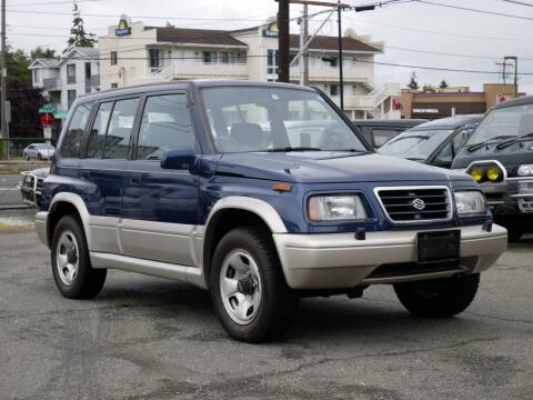 1995 Suzuki Escudo Nomad 4x4 T-Diesel for sale at JDM Car & Motorcycle LLC in Seattle WA