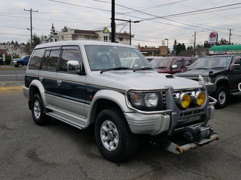 1994 Mitsubishi Pajero for sale at JDM Car & Motorcycle LLC in Seattle WA