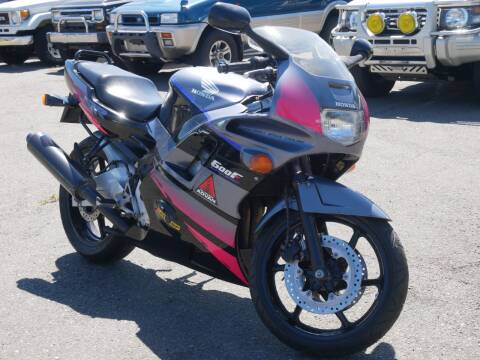 1993 Honda CBR600F for sale at JDM Car & Motorcycle LLC in Seattle WA