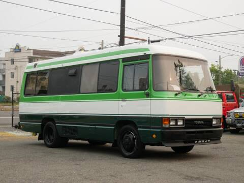 1992 Toyota Coaster for sale at JDM Car & Motorcycle LLC in Seattle WA
