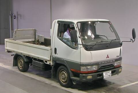1995 Mitsubishi Canter Fuso 4x4 for sale at JDM Car & Motorcycle LLC in Seattle WA