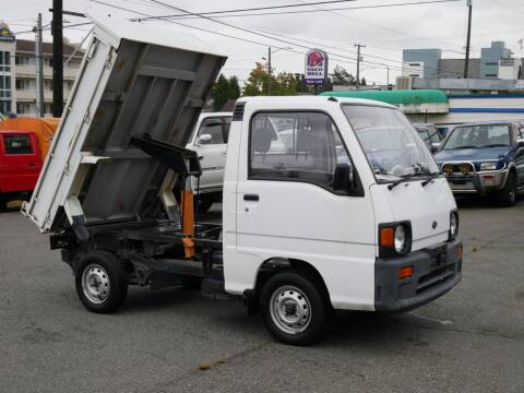 1990 Subaru Sambar Dump Truck for sale at JDM Car & Motorcycle LLC in Seattle WA