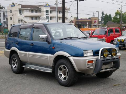 1995 Nissan Mistral 4x4 Turbo Diesel for sale at JDM Car & Motorcycle LLC in Seattle WA
