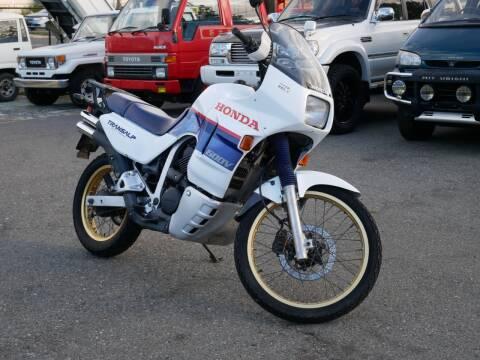 1987 Honda TRANSALP XL600V for sale at JDM Car & Motorcycle LLC in Seattle WA