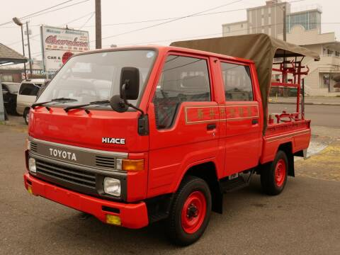 1992 Toyota Hiace 4x4 diesel for sale at JDM Car & Motorcycle LLC in Seattle WA