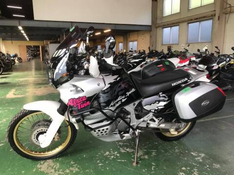 1995 Honda AFRICA TWIN 750 RD07 for sale at JDM Car & Motorcycle LLC in Seattle WA