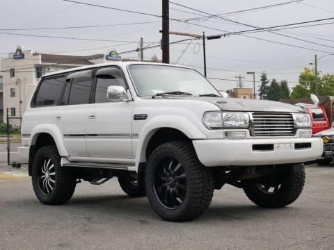 1995 Toyota Land Cruiser for sale at JDM Car & Motorcycle LLC in Seattle WA