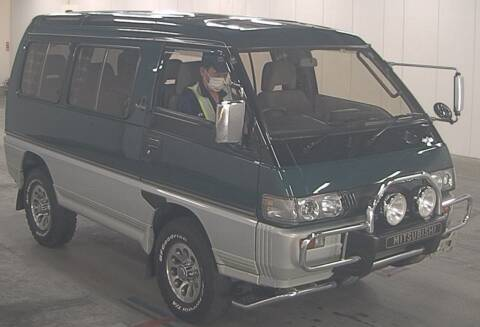 1993 Mitsubishi Delica for sale at JDM Car & Motorcycle LLC in Seattle WA