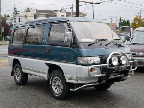 1993 Mitsubishi Delica L300 for sale at JDM Car & Motorcycle LLC in Seattle WA