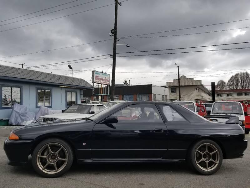 1990 Nissan Skyline GT-R for sale at JDM Car & Motorcycle LLC in Seattle WA