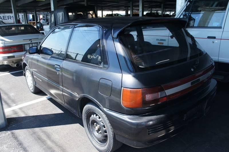 1990 Toyota Starlet Gt GT Turbo In Seattle WA - JDM Car