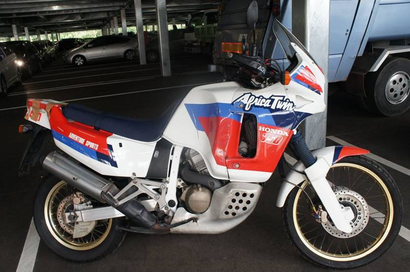 1990 Honda Africa Twin 750 for sale at JDM Car & Motorcycle LLC in Seattle WA
