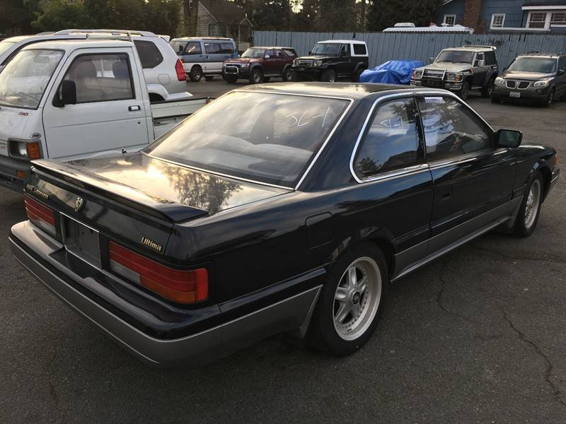 1991 Nissan Leopard for sale at JDM Car & Motorcycle LLC in Seattle WA