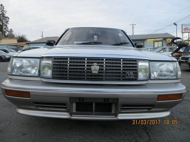 1990 Toyota CROWN for sale at JDM Car & Motorcycle LLC in Seattle WA