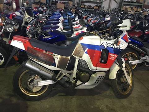 1990 Honda Africa Twin for sale at JDM Car & Motorcycle LLC in Seattle WA