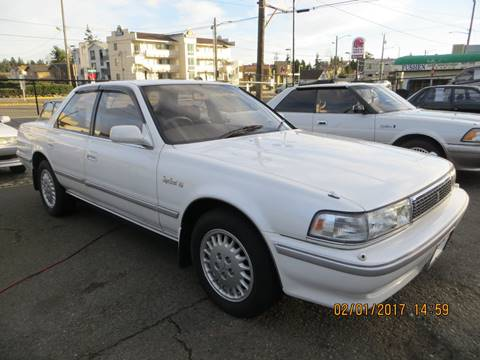 1990 Toyota Cresta for sale at JDM Car & Motorcycle LLC in Seattle WA
