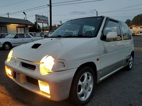 1991 Suzuki Alto Works for sale at JDM Car & Motorcycle LLC in Seattle WA