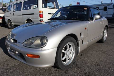 1992 Suzuki Cappuccino for sale at JDM Car & Motorcycle LLC in Seattle WA