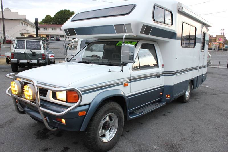 1991 Isuzu Rodeo for sale at JDM Car & Motorcycle LLC in Seattle WA
