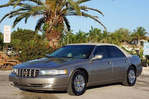 2002 Cadillac Seville for sale in Hollywood, FL
