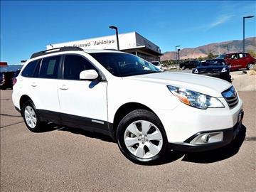 2012 Subaru Outback for sale in Colorado Springs, CO