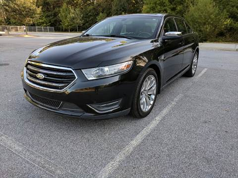 2013 Ford Taurus for sale in Snellville, GA