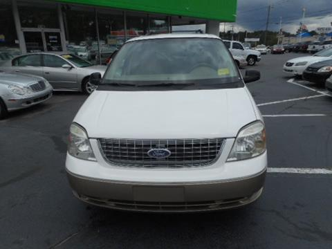 2004 Ford Freestar for sale in West Columbia, SC