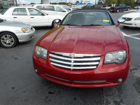2006 Chrysler Crossfire for sale in West Columbia, SC