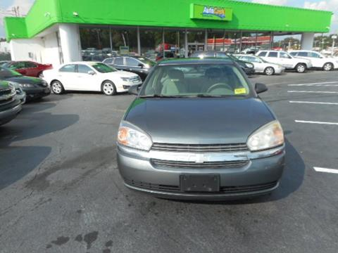2004 Chevrolet Malibu for sale in West Columbia, SC