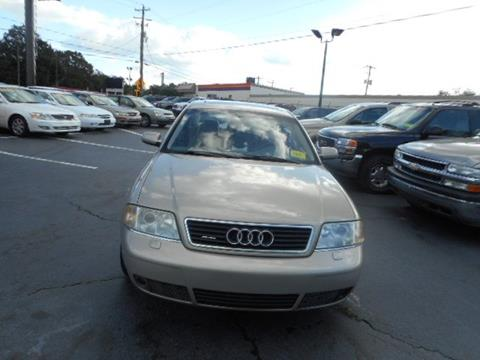 2001 Audi A6 for sale in West Columbia, SC