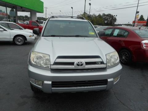2003 Toyota 4Runner for sale in West Columbia, SC