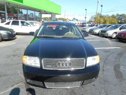 2002 Audi A6 for sale in West Columbia, SC