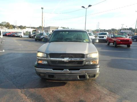 2005 Chevrolet Silverado 1500 for sale in West Columbia, SC