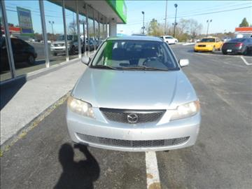 2003 Mazda Protege for sale in West Columbia, SC