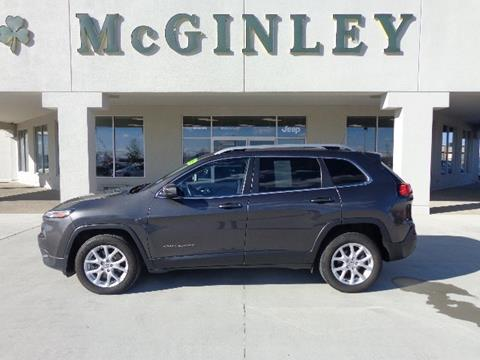 2016 Jeep Cherokee for sale in Highland, IL