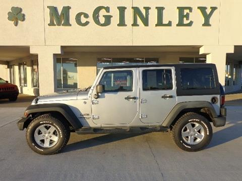 2012 Jeep Wrangler Unlimited for sale in Highland, IL