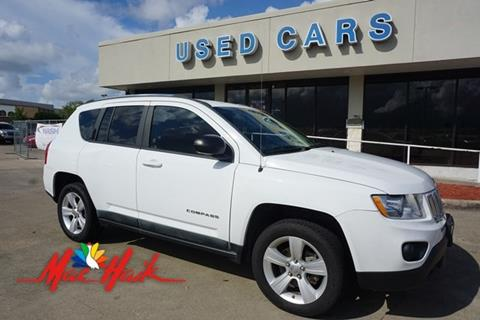 2011 Jeep Compass for sale in Pasadena, TX
