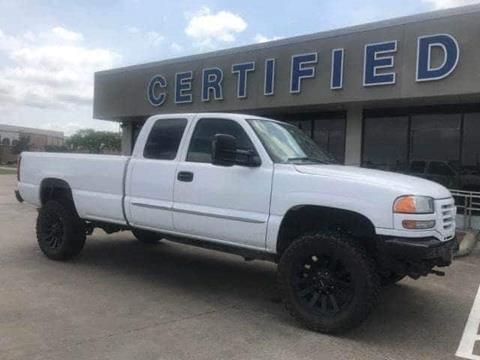 2007 GMC Sierra 2500HD Classic for sale in Pasadena, TX
