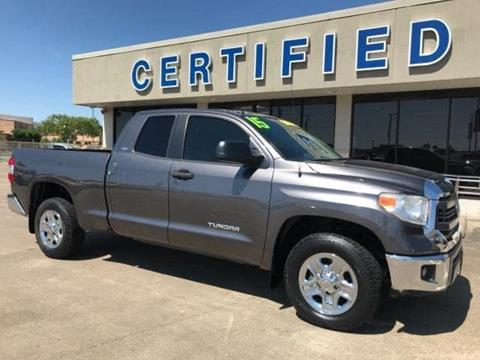 2015 Toyota Tundra for sale in Pasadena, TX