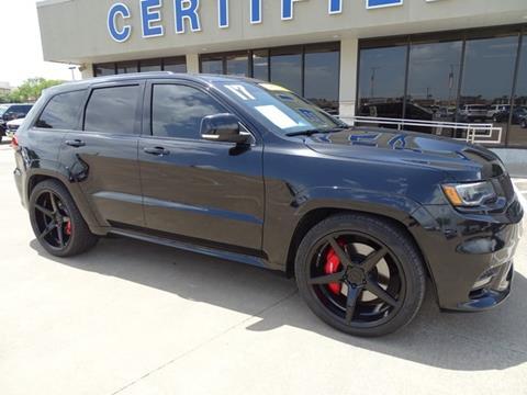 2017 Jeep Grand Cherokee for sale in Pasadena, TX