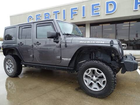 2014 Jeep Wrangler Unlimited for sale in Pasadena, TX