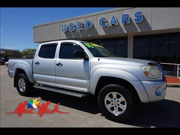 2005 Toyota Tacoma for sale in Pasadena, TX