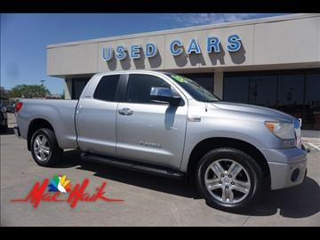 2008 Toyota Tundra for sale in Pasadena, TX