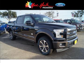 2017 Ford F-150 for sale in Pasadena, TX