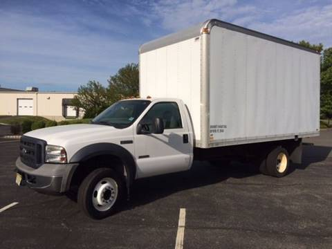 2006 Ford F-550 for sale in Mine Hill, NJ