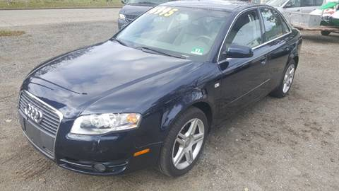 2007 Audi A4 for sale in Mine Hill, NJ