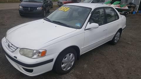 2002 Toyota Corolla for sale in Mine Hill, NJ