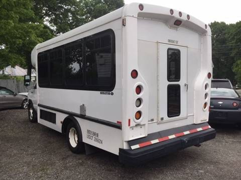 2011 Ford E-Series Chassis for sale in Mine Hill, NJ