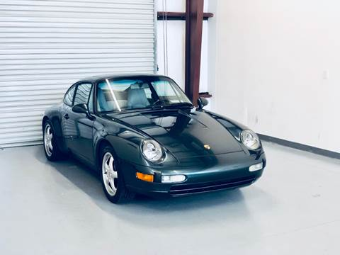 1995 Porsche 911 for sale in Houston, TX